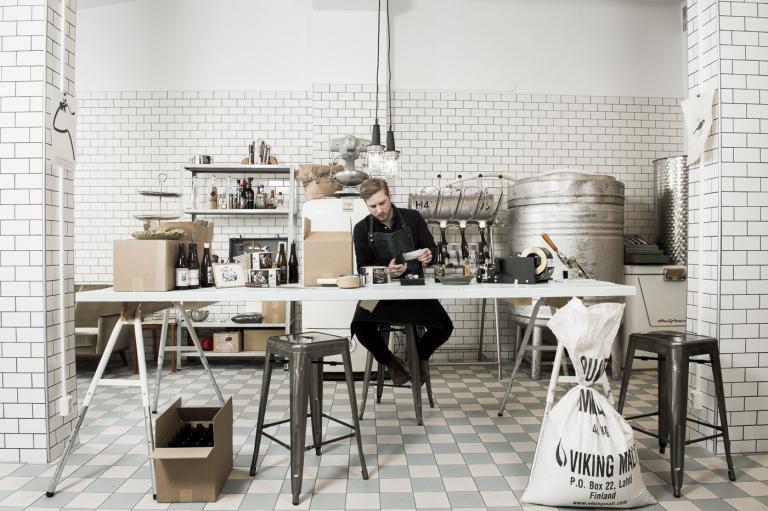 Pang pang brewery