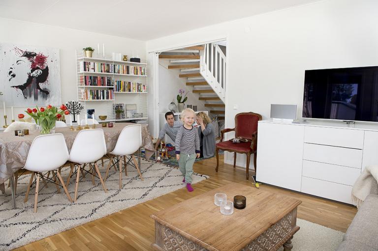 Ur min dokumentär Svenska hem